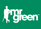 Mr Green lille grøn logo