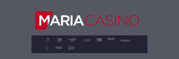 maria casino dk betalingsinfo